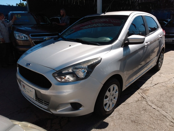 Ford Ka 2018 1.0 Se Plus Flex 4p