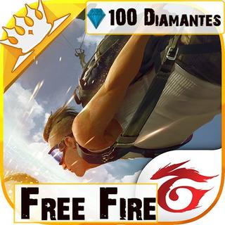 100 Diamantes Free Fire | Entrega En El Dia | Rektstore