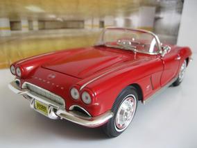 Corvette 1962 - 1/18 Ertl - R A R I D A D E