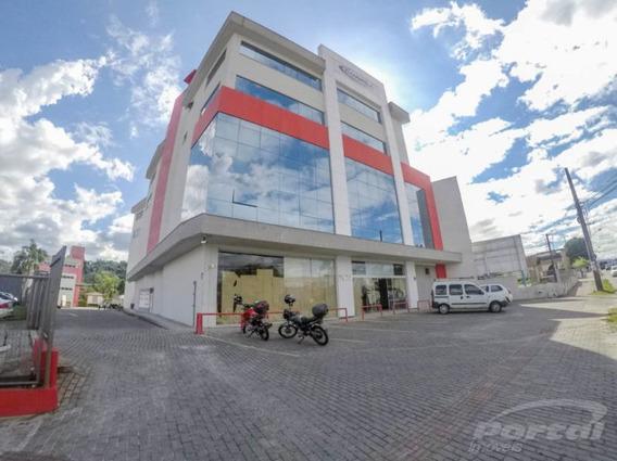 Excelente Sala Comercial Com Aproximadamente 508m² Localizada No Bairro Itoupava Norte. - 3579316