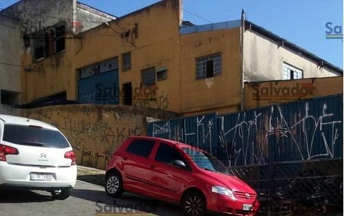 Galpão Na Rua Coronel Fawcett - Vila Moraes  -  São Paulo - 7069