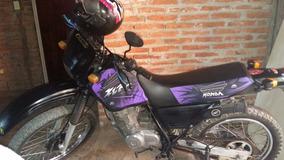 Honda Xlr 125 Negra Modelo 2000