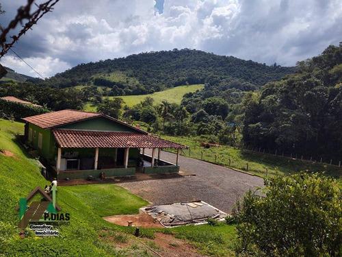 Chácara Com Muito Potencial Em Socorro ,  Circuito Das Águas Paulista - Ch0238