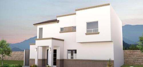 Casa Venta En La Molienda-modelo Turin, Allende, Nl.