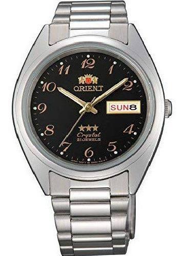 Relógio Orient Automatico Clássico Automático Fab00003b9