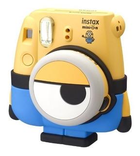 Cámara Instantánea Fujifilm Instax Mini 8 Minion (12865)
