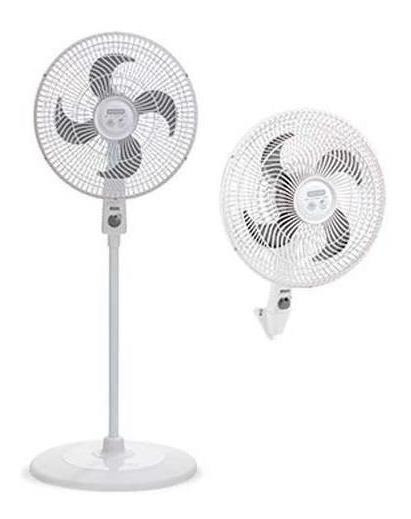 Ventilador Air Protect Eco Samurai 2 En 1 Blanco 5861025167