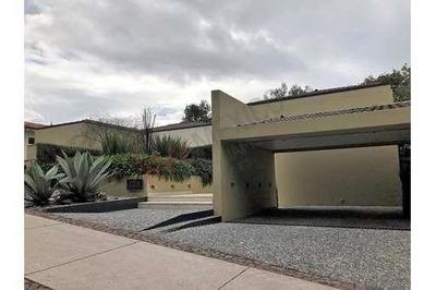 Residencia De Lujo En Club De Golf Bosques De Santa Fe