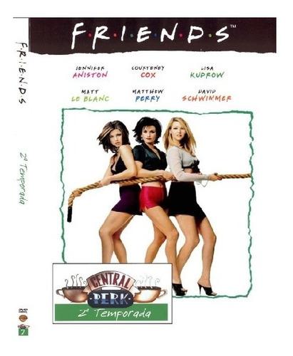 Imagen 1 de 1 de Friends - Serie Completa 10 Temporadas - Dvd