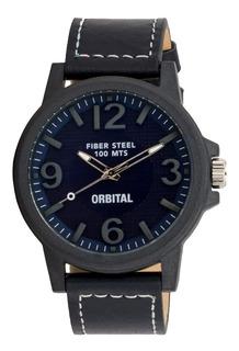 Reloj Orbital Hombre Ec384835 Agente Oficial Barrio Belgrano