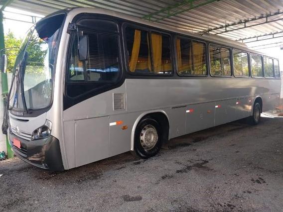 Ônibus Neobus Spectrum 330 Mercedes Com Ar De Teto Impecável