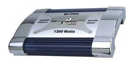 Modulo Automotivo B.buster Bb-1200gln De 1.200w/4ch Promoção