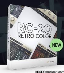 Xln.audio.rc-20.retro.color.v1.0.3 Win 32 64 Bits
