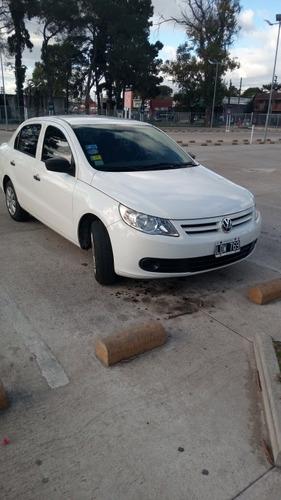 Imagen 1 de 10 de Volkswagen Voyage 1.6 Comfortline 101cv 2012