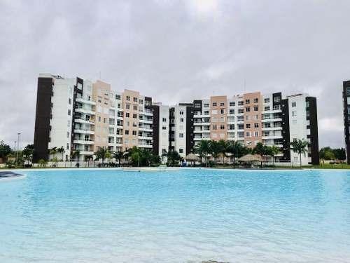En Venta Departamento En Dream Lagoons Cancún C2617