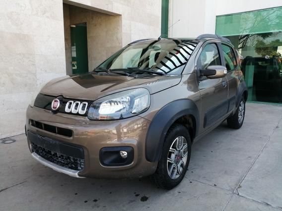 Fiat Uno Way 2015 1.4 Lts