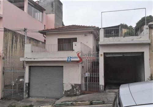 Terreno À Venda, 400 M² Por R$ 1.400.000,00 - Vila Invernada - São Paulo/sp - Te0345