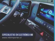 Especialistas En Electronica Vehiculos Comerciales M. Benz
