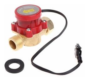 Sensor Medidor De Fluxo 1/2 Latão Para Agua Corte Cnc