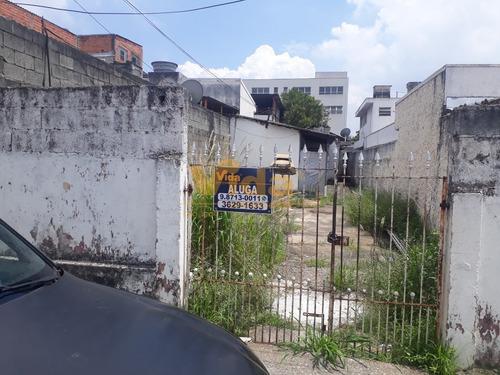 Terreno Em Pestana  -  Osasco - 44545