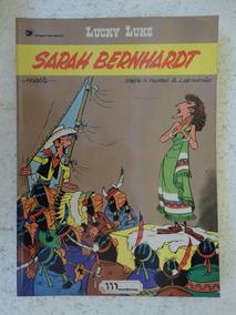 Lucky Luke Sarah Bernhardt! Meribérica 1982!