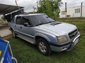 Chevrolet S10 2.8 4x4 Dc Dlx 2006