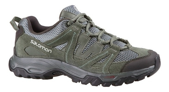 Zapatillas Salomon Kinchega 2 M 410359 Outdoor Verde Dep