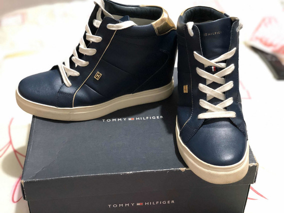 Tenis Tommy Hilfiger Color Azul