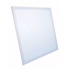 5x Spot Painel Luminaria Led 32w Embutir Quadrado 40cm Frio