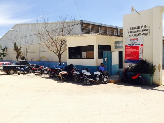 Bodega 700 M2 Y Oficina En Oaxaca