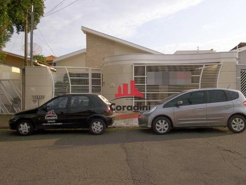 Imagem 1 de 24 de Casa À Venda, 204 M² Por R$ 630.000,00 - Cidade Jardim Ii - Americana/sp - Ca2091