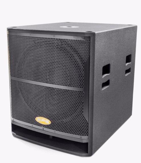 Sub Bajo Amplificado Bass Reflex. Modelo:Sps Bp18 Pw3600