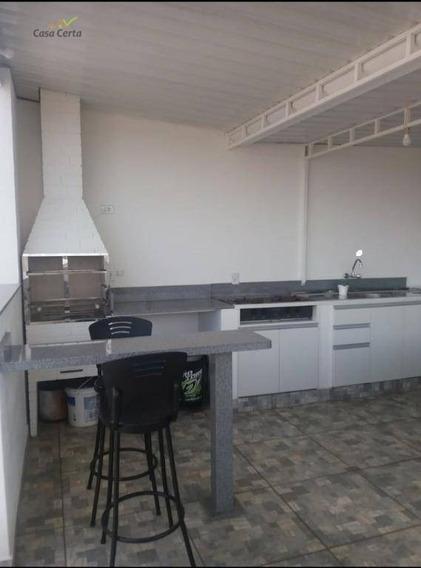 Apartamento Duplex Com 2 Dormitórios À Venda, 114 M² Por R$ 305.000,00 - Loteamento Parque Real Guaçu - Mogi Guaçu/sp - Ad0004