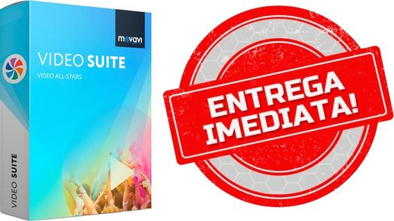 Movavi Video Suite 2020 / Última Versão Atualizado