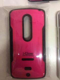 Funda Carcasa Protector Iglow Motorola X Play Nueva Oferta