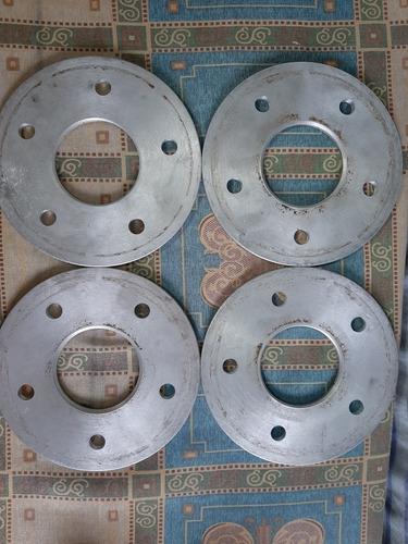 Separadores De Rines 5 Huecos De 5ml De Aluminio
