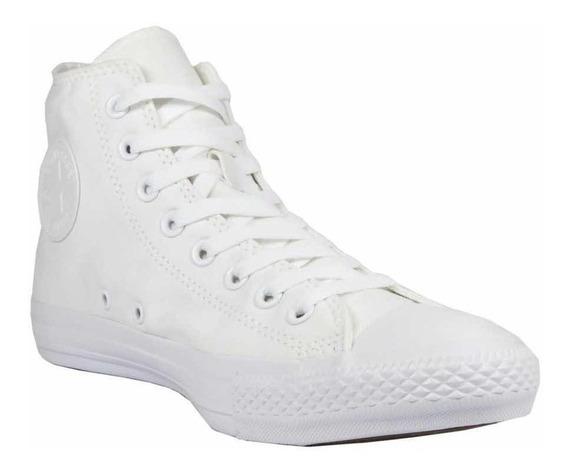 Bota Converse All Star Hi 161052 Full Blanco Dep