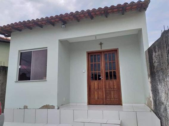Casa Em Joaquim De Oliveira, Itaboraí/rj De 54m² 2 Quartos À Venda Por R$ 150.000,00 - Ca332719