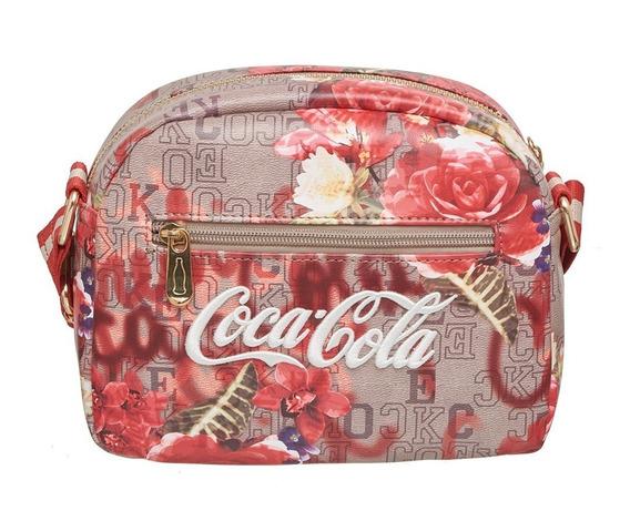 Bolsa Transversal Carteiro Coca Cola Poliuretano 7118823