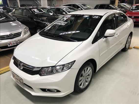Honda Civic 2.0 Lxr Flex Automático