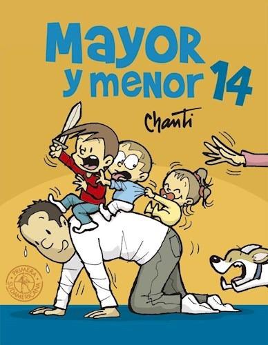 Mayor Y Menor 14 - Chanti