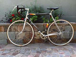 Bicicleta Peugeot De Ruta - 1983 - Fibra De Carbono -pv10fc