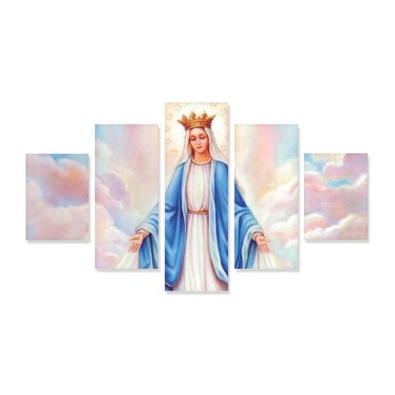Quadro Nossa Senhora Das Graças Religioso Decorativo
