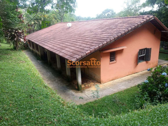 Chácara Com 3 Dorms, Mombaça, Itapecerica Da Serra - R$ 450 Mil, Cod: 4319 - V4319