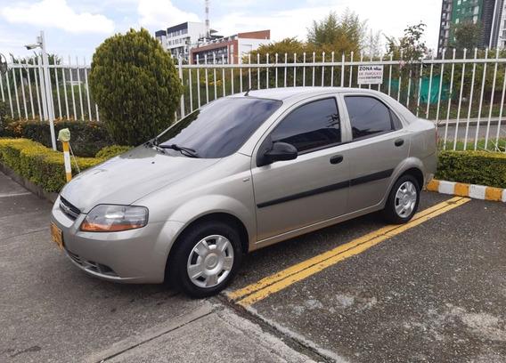 Chevrolet Aveo Mt 1.6l