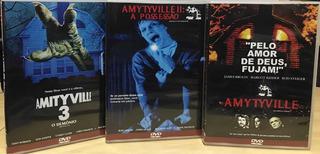 Amityville Saga - Coleção Clássica Em Dvd - 8 Filmes