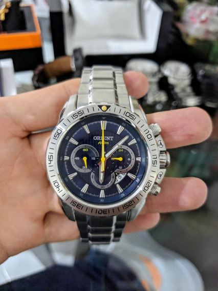 Relógio Orient Mbssc067
