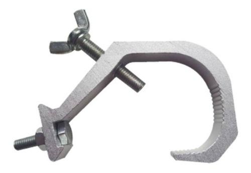 20 Garra Clamp Gancho Q20 De Aluminio Box Truss Somos Loja