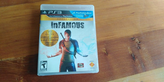 Infamous Collection Ps3 Usado