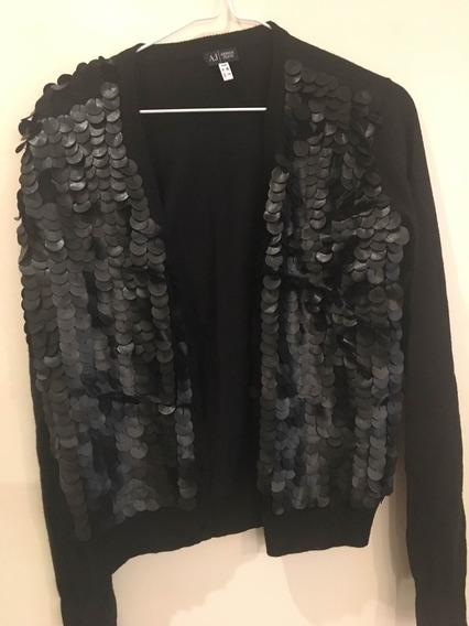 Armani Jeans Saquito Negro
